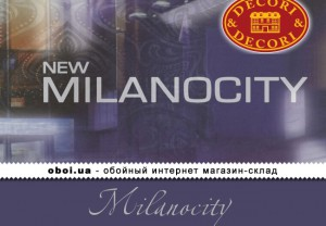 Шпалери Decori&Decori Milanocity