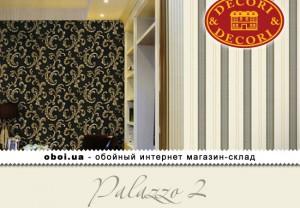 Обои Decori&Decori Palazzo 2
