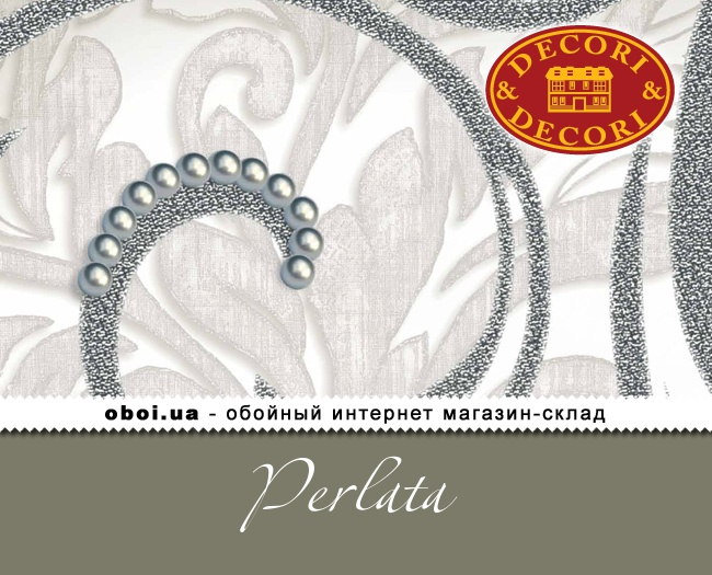 Обои Decori&Decori Perlata