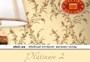 Обои Decori&Decori Platinum 2