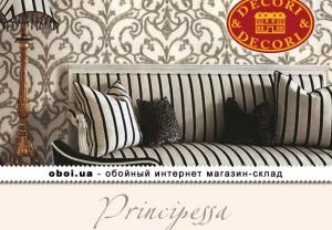 Інтер'єри Decori&Decori Principessa