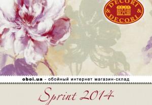 Обои Decori&Decori Sprint 2014