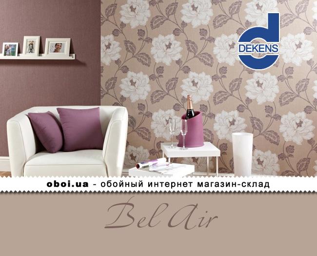 Вінілові шпалери на флізеліновій основі Dekens Bel Air