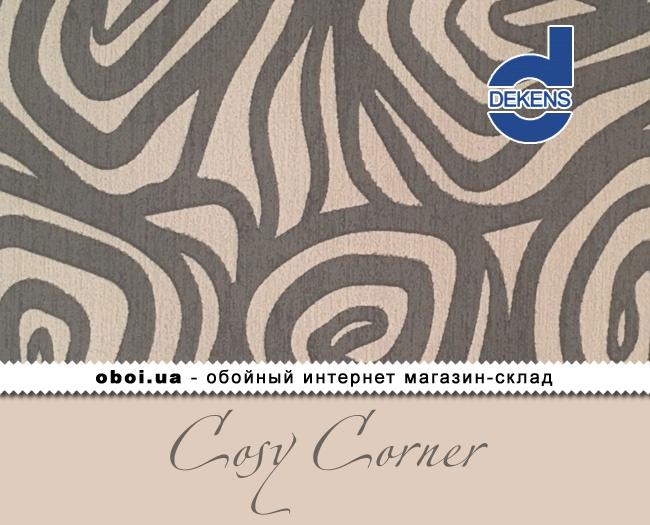 Вінілові шпалери на флізеліновій основі Dekens Cosy Corner
