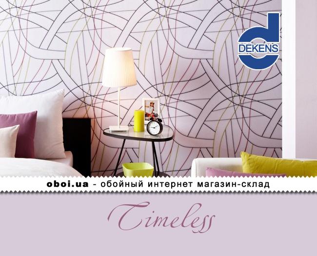 Вінілові шпалери на флізеліновій основі Dekens Timeless