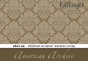 Інтер'єри Eijffinger American Archive