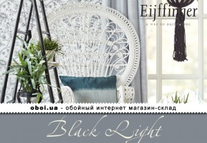 Обои Eijffinger Black Light
