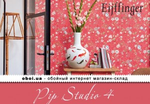 Інтер'єри Eijffinger Pip Studio 4