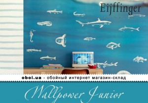 Обои Eijffinger Wallpower Junior