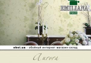 Интерьеры Emiliana Parati Aurora