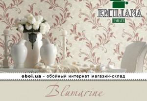 Интерьеры Emiliana Parati Blumarine