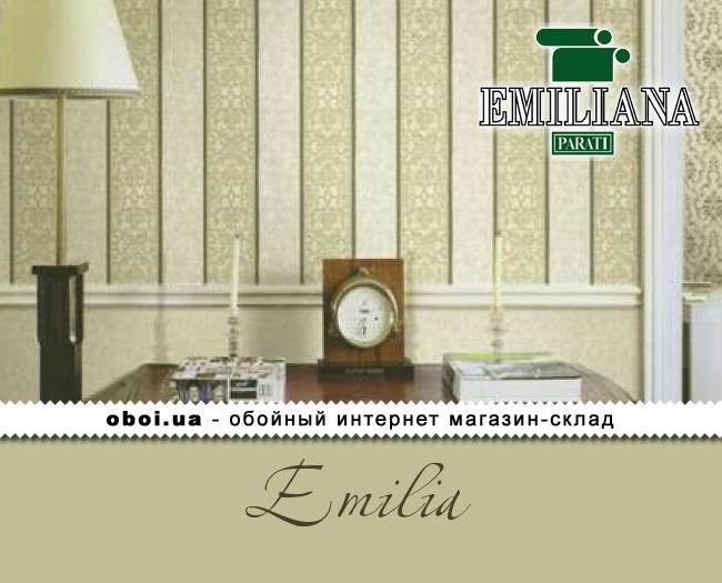 Виниловые обои на флизелиновой основе Emiliana Parati Emilia