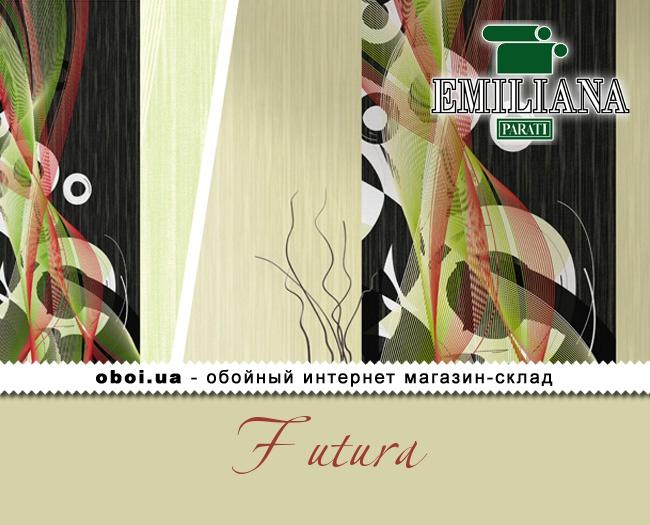 Обои Emiliana Parati Futura