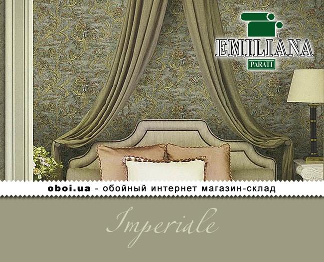 Вінілові шпалери на флізеліновій основі Emiliana Parati Imperiale