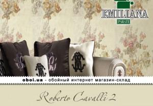 Шпалери Emiliana Parati Roberto Cavalli 2