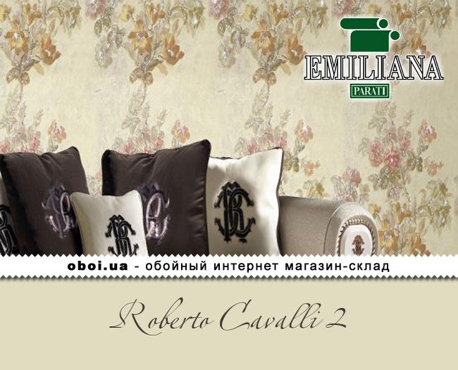 Обои Emiliana Parati Roberto Cavalli 2