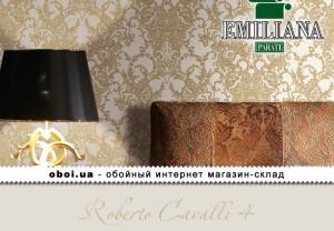 Шпалери Emiliana Parati Roberto Cavalli 4