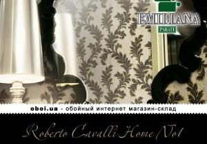 Шпалери Emiliana Parati Roberto Cavalli Home No1