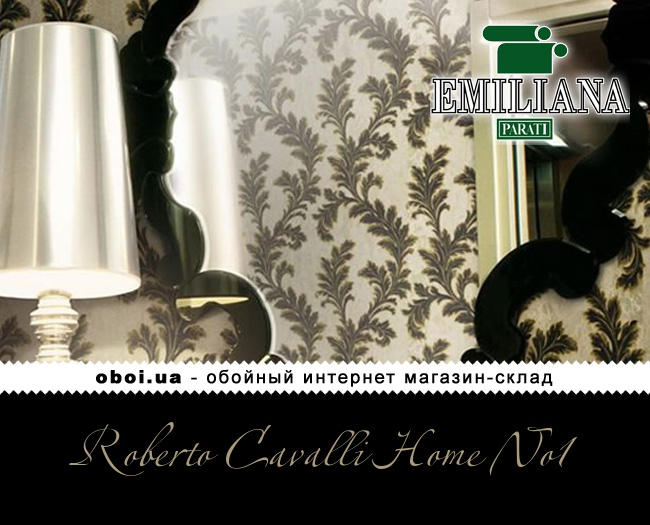 Обои Emiliana Parati Roberto Cavalli Home No1