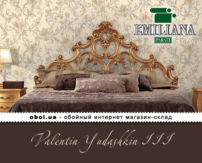Вінілові шпалери на флізеліновій основі Emiliana Parati Valentin Yudashkin III