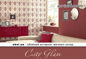 Шпалери Erismann City Glam