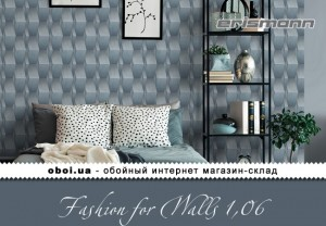 Шпалери Erismann Fashion for Walls 1,06