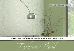 Шпалери Erismann Fashion Wood