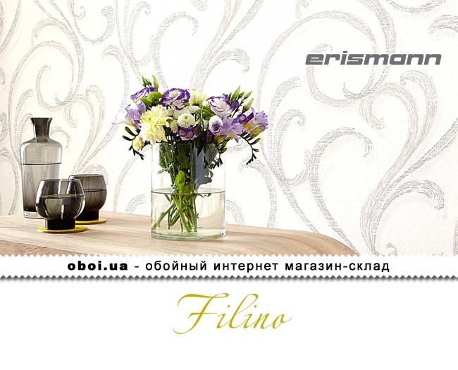 Вінілові шпалери на флізеліновій основі Erismann Filino