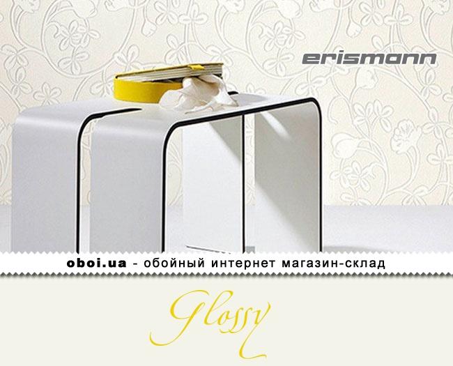 Вінілові шпалери на флізеліновій основі Erismann Glossy