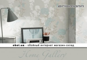 Обои Erismann Home Gallery