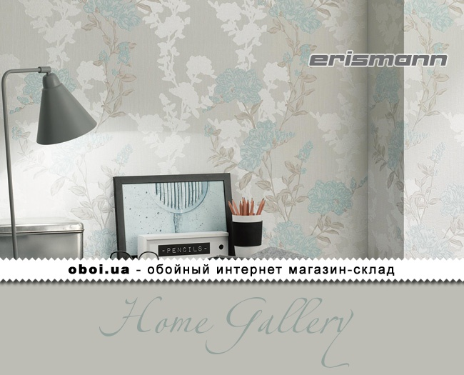 Обои Erismann Home Gallery