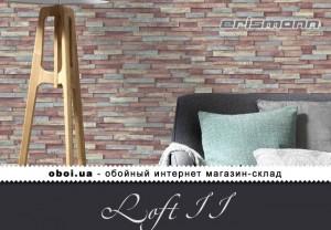 Інтер'єри Erismann Loft II