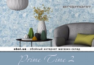 Обои Erismann Prime Time 2