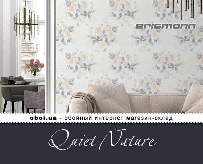 Обои Erismann Quiet Nature
