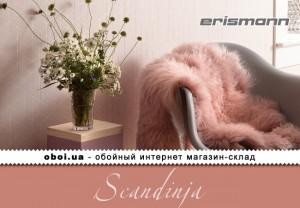 Інтер'єри Erismann Scandinja