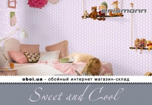 Шпалери Erismann Sweet and Cool