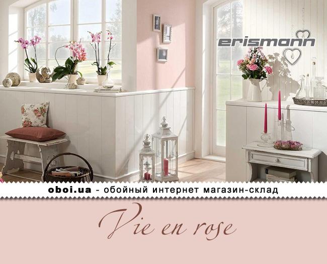 Обои Erismann Vie en rose