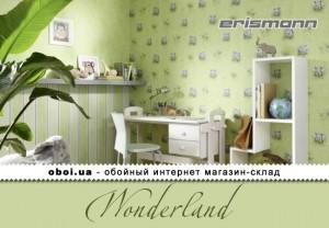 Обои Erismann Wonderland