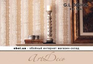 Обои G.L.Design ArtDeco