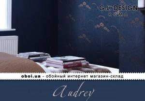 Обои G.L.Design Audrey