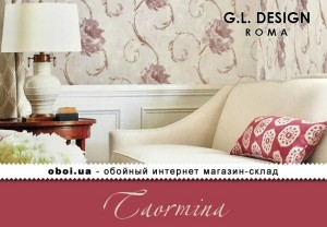 Шпалери G.L.Design Taormina