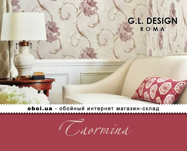 Обои G.L.Design Taormina