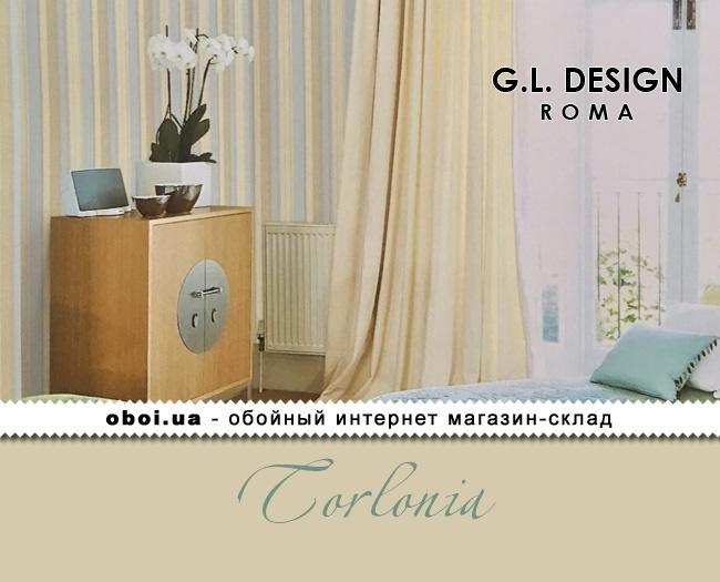 Обои G.L.Design Torlonia