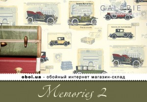 Шпалери Galerie Memories 2