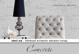 Обои Graham & Brown Concrete