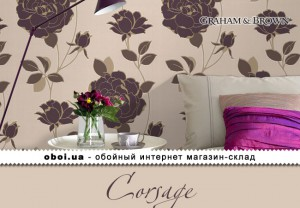 Інтер'єри Graham & Brown Corsage