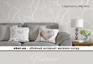 Обои Graham & Brown Glamour