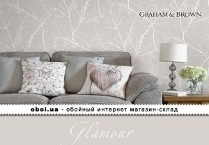 Обои Graham & Brown Glamour