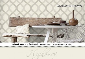 Обои Graham & Brown Highbury