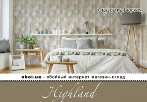 Інтер'єри Graham & Brown Highland